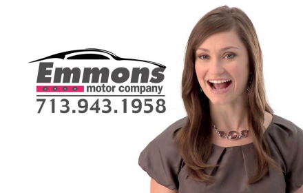 """Emmons Motor Company """"THE MOST"""""""