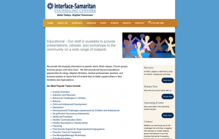 Interface-Samaritan Counseling Centers