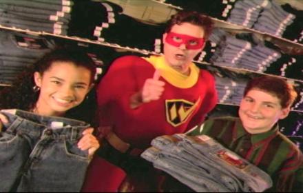 """Weiner's Stores """"WEINERMAN™ SAVES THE DAY"""""""