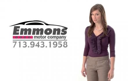 "Emmons Motor Company ""HAND"""