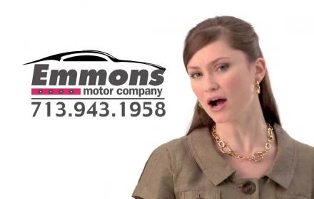 """Emmons Motor Company """"HAPPY"""""""