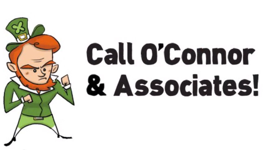 "O'Connor & Associates ""WE FIGHT. YOU WIN"""