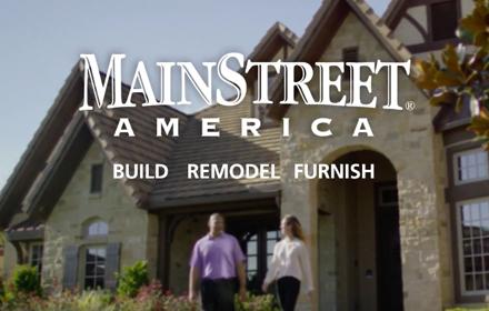 "MainStreet America ""BUILD"""