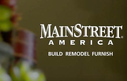 """MainStreet America """"FURNISH"""""""